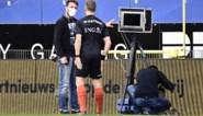 Dan is de VAR eens op tijd: communicatie met veldref werkte tijdlang niet tijdens Anderlecht-Genk