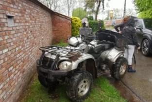 Man zwaargewond na ongeval met quad: bestuurder had te veel gedronken