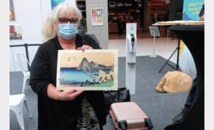 Al meteen enkele 'schatten op zolder' op eerste dag van kunstmaand in Wijnegem Shoppingcenter