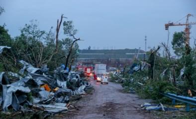 Zeven doden en honderden gewonden in China door tornado's
