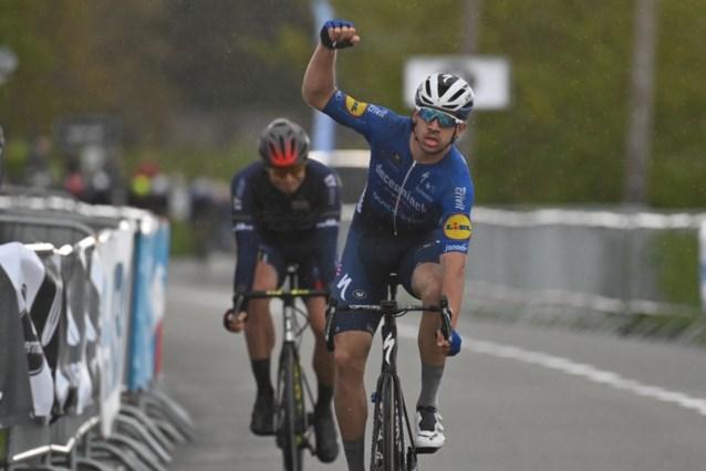 Alvaro Hodeg wint uitgeregende tweede editie van Grote Prijs Vermarc
