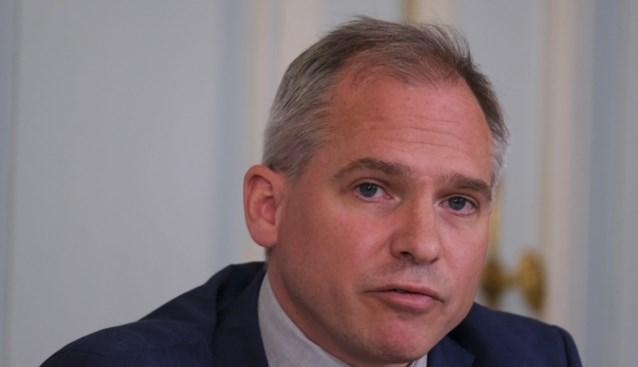"""Matthias Diependaele (N-VA): """"Financiële steun aan horeca stoppen zodra ze open mogen"""""""