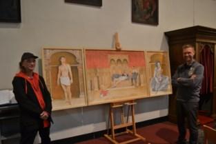 KunstKapellenRoute is artistiek verbond tussen erfgoed, kunst en ontspanning