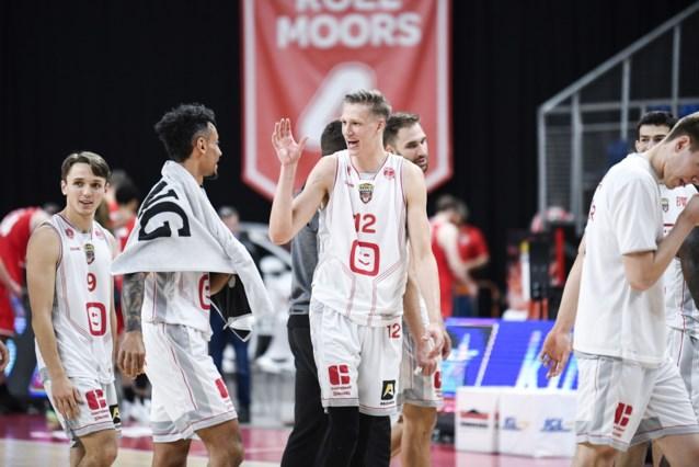 Oostende sluit reguliere competitie EuroMillions Basket League als eerste af na vlotte zege tegen Limburg United