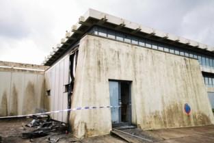Vandalen stichten brand aan industrieel pand op voormalige Kodak-site