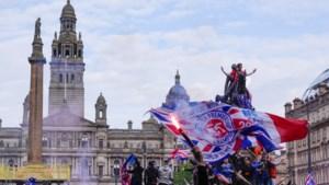 Arrestaties en gewonden in Glasgow na 'kampioenenviering' Rangers