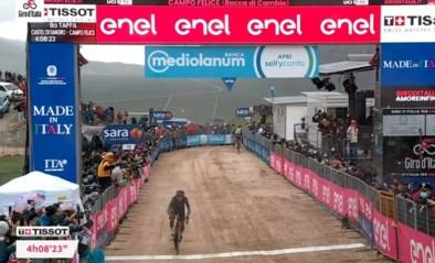Egan Bernal slaat dubbelslag na demonstratie in eerste bergrit van Giro, Remco Evenepoel beperkt de schade en volgt op 15 seconden