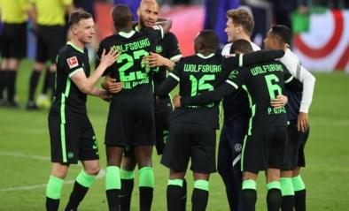 Koen Casteels en Wolfsburg verzekeren zich van Champions League met gelijkspel in topper tegen RB Leipzig