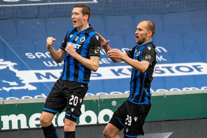"""Hans Vanaken startte weer op de bank, maar brengt Club Brugge op punt van titel: """"Ik wilde bewijzen dat de coach fout zat"""""""