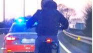 Bromfietser met levenslang rijverbod betrapt op druggebruik