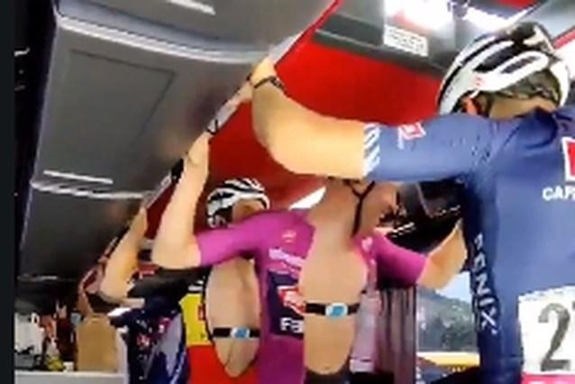 """Renners van Alpecin - Fenix hebben er zin in: """"Schudden met die bus"""""""