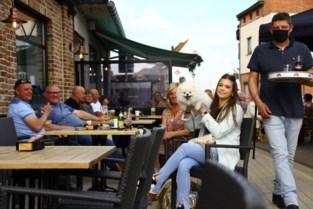 Druk hemelvaartweekend: Limburgse logies genieten mee van heropening terrassen