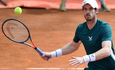 Andy Murray past voor Roland Garros