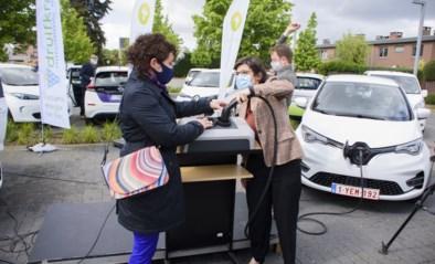 Burgerinitiatief stelt 101 elektrische deelwagens beschikbaar via app