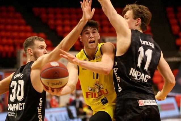 Poleposition voor Oostende in basketbalplayoffs na zege tegen Limburg United