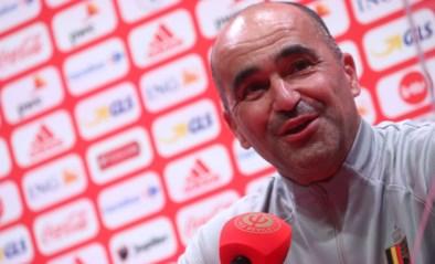 Bondscoach Roberto Martinez roept vandaag meer dan 26 Rode Duivels op voor het EK