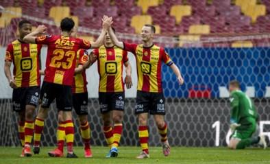 KV Mechelen grijpt opnieuw de leiding in Europe play-offs en telt Standard helemaal uit met vlotte zege