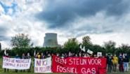 """Protestactie tegen nieuwe fossiele gascentrale: """"Alle klimaatinspanningen worden tenietgedaan"""""""