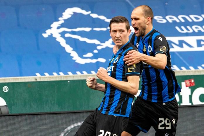 ONZE PUNTEN. Vier uitblinkers bij Club Brugge, beste punten bij Antwerp voor middenvelders