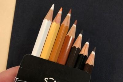 """Kleurpotloden in verschillende huidskleuren naar Gentse scholen: """"Racisme begint op vroege leeftijd"""""""