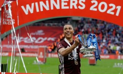 """Engelse media lyrisch na glansprestatie Youri Tielemans: """"Eén van de mooiste doelpunten uit de geschiedenis van de FA Cup finale"""""""