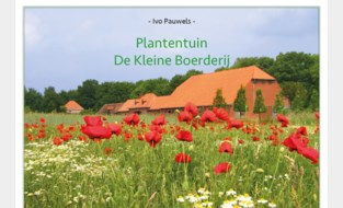 Boek vertelt alles over Merksplasse plantentuin