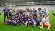 """Tessa Wullaert stelt landstitel veilig op de Heizel met nog twee goals: """"Ik droeg mijn steentje bij"""""""