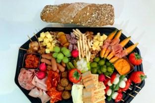 <BR />Koester & Marathon des Sables: na het ontbijt is er... de tapasplank