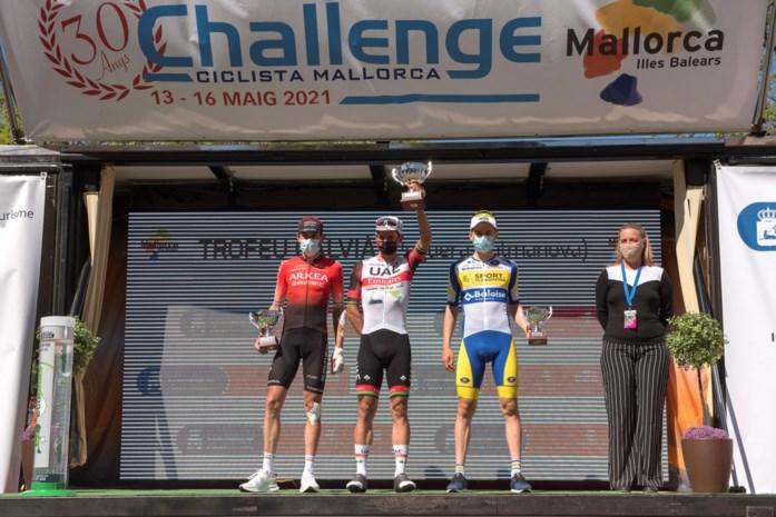 Sterke Rune Herregodts bevestigt in Trofeo Andratx met vijfde plek