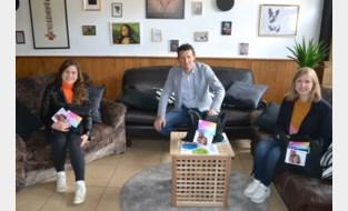 Gemeente geeft studerende jongeren een zetje met blok-je-rond-pakketten