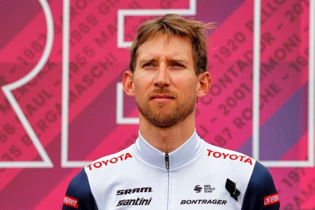 "Bauke Mollema hoopvol na rit negen in de Giro: ""Er komen nieuwe kansen"""