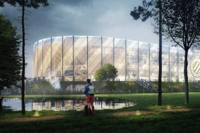 """Meer dan honderd bezwaren ingediend tegen nieuw stadion Club Brugge: """"Bewoners stellen zich vragen bij omvang en overlast"""""""