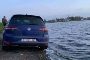 Roekeloze bestuurder (27) wacht gepeperde factuur omdat hij bijna in Spaarbekken belandt na vermoedelijke straatrace