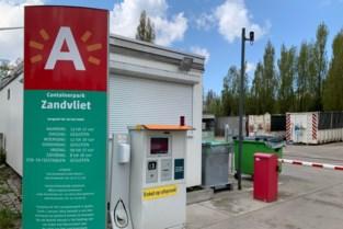 Antwerpen sluit recyclagepark polderdistrict