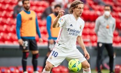 OVERZICHT EK-SELECTIES. Luka Modric voert vicewereldkampioen Kroatië aan