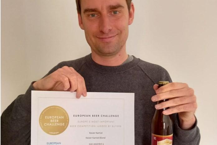 """Keizer Kamielbier pakt goud op Europese bierwedstrijd: """"En nu willen we in Aalst brouwen"""""""