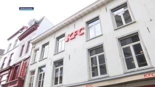 Opening KFC: Kip met een krokant jasje nu ook in het centrum van 't Stad