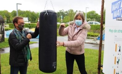 Jongeren kunnen voortaan hun examenstress van zich af boksen
