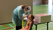 Vandaag worden ruim 700 kinderen getest in Wellen
