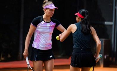 De droom duurde één week: Elise Mertens is niet langer nummer 1 van de wereld in dubbelspel