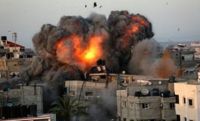 Na bloedigste dag alweer nieuwe bombardementen in Palestijns-Israëlisch conflict