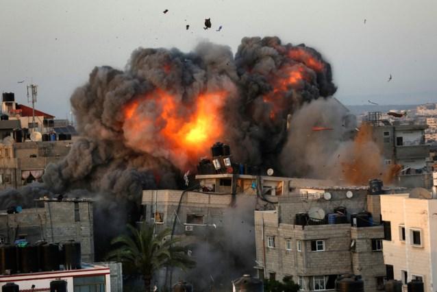 Alweer nieuwe bombardementen nadat zondag bloedigste dag van de week werd in Palestijns-Israëlisch conflict