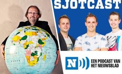 """SJOTCAST. Trainer Tom Saintfiet: """"Ik werkte in Jordanië en Ethiopië, maar pas in Turnhout had ik echt schrik"""""""
