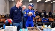 """Fysiektrainer van Evenepoel is meer dan gerustgesteld na tien dagen Giro: """"Remco haalt weer zijn beste waarden"""""""