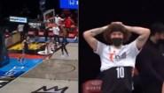 """Al miljoenen keer bekeken: sterrenteam van Brooklyn pakt uit met """"punt van het jaar"""" in de NBA"""