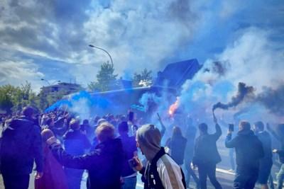 """Politie (en cafés) maken zich op voor titelmatch Club Brugge én volkstoeloop: """"We voorzien alvast verhoogd toezicht"""""""