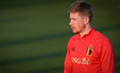 Opvallend: Kevin De Bruyne krijgt extra vakantie voor EK en moet zich pas 5 dagen voor eerste match melden