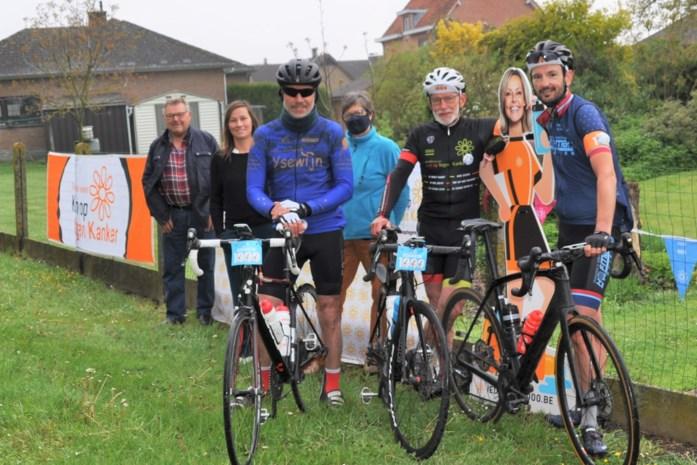 Duizend kilometer fietsen voor Kom Op Tegen Kanker