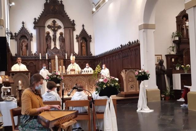 Bisschop viert Maria digitaal