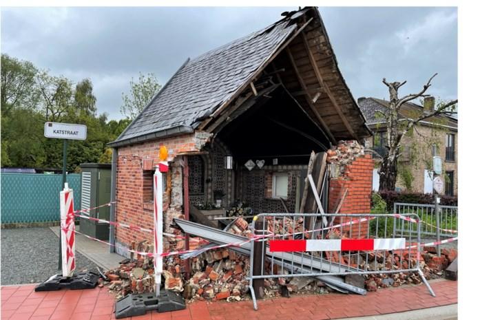 Rijverbod en boete voor dronken jongeman die kapel vernielde